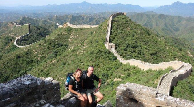 Fietsen in en rond Peking (okt '13)
