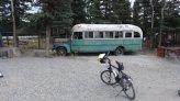 """busje van """"Into the Wild"""""""