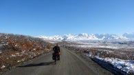 schiitterend winterweer in Denali NP