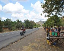Op weg naar Dar