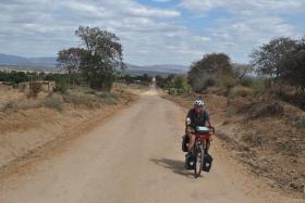 tussen Dodoma en Arusha